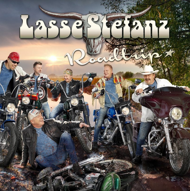 Image of   Lasse Stefanz - Roadtrip - CD