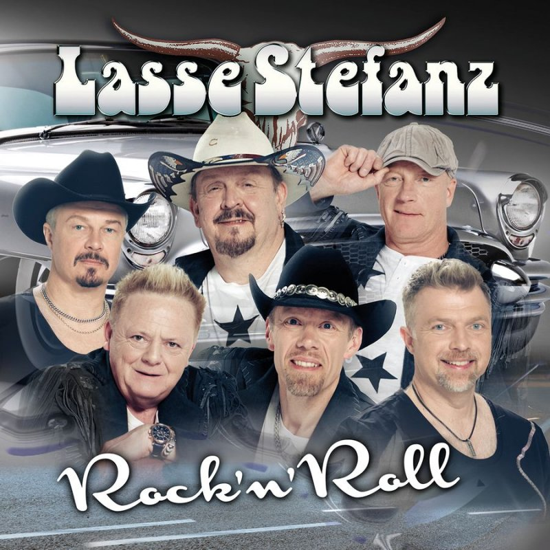 Image of   Lasse Stefanz - Rock And Roll - CD