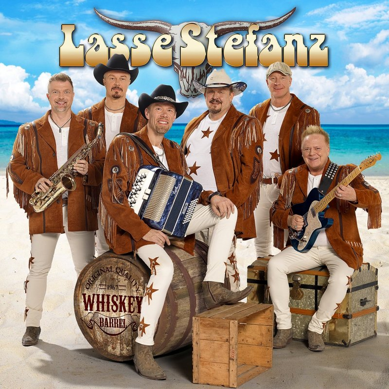 Image of   Lasse Stefanz - Whiskey Barrel - CD