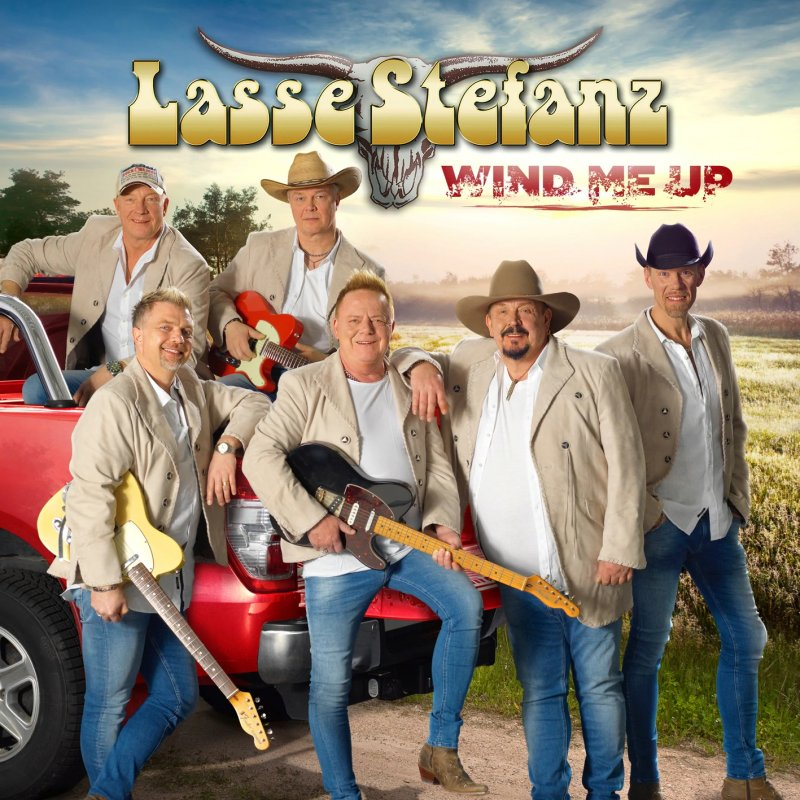 Image of   Lasse Stefanz - Wind Me Up - CD