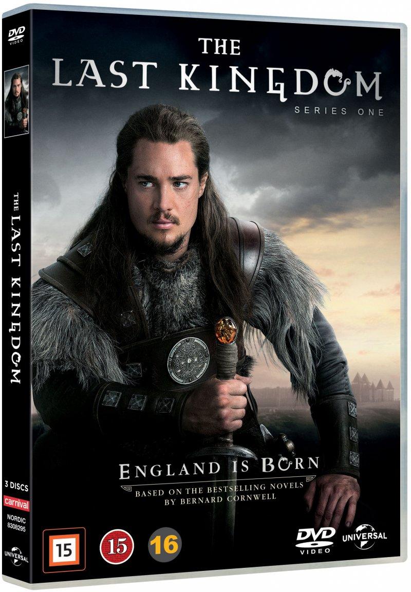Billede af The Last Kingdom - Sæson 1 - DVD - Tv-serie