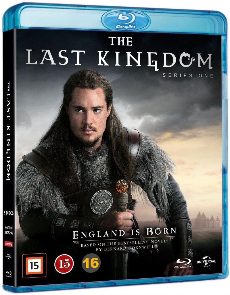 The Last Kingdom - Sæson 1 - Blu-Ray - Tv-serie