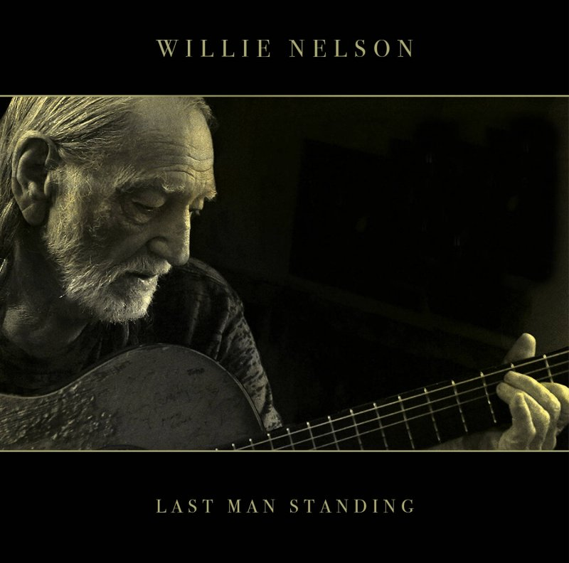 Image of   Willie Nelson - Last Man Standing - CD