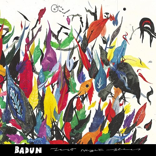 Image of   Badun - Last Night Sleep - CD