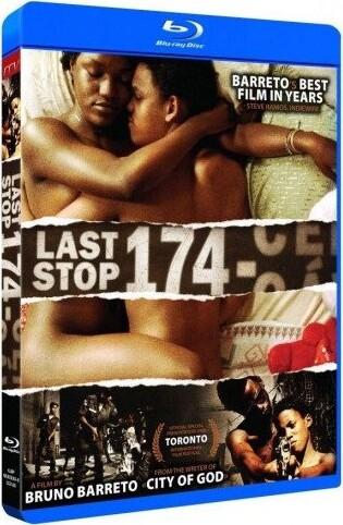 Image of   Last Stop 174 - Blu-Ray