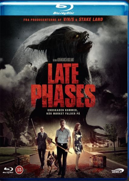 Image of   Late Phases - Blu-Ray