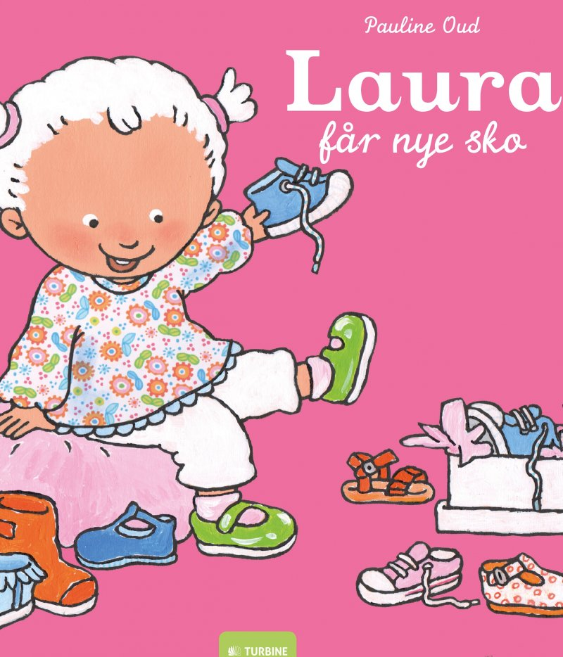 Laura Får Nye Sko - Pauline Oud - Bog