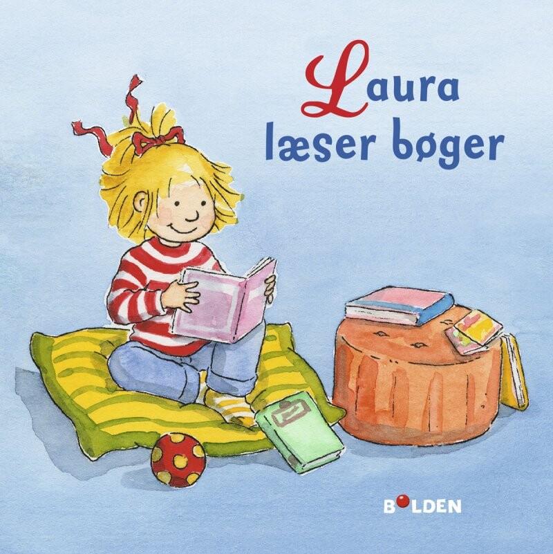 Billede af Laura Læser Bøger - Liane Schneider - Bog