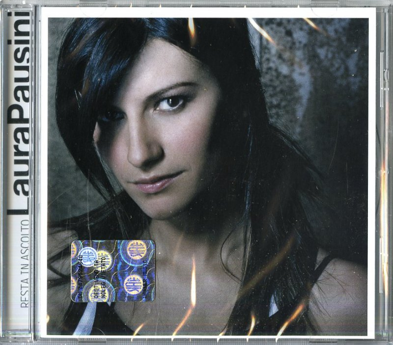 Image of   Laura Pausini - Resta In Ascolto - CD