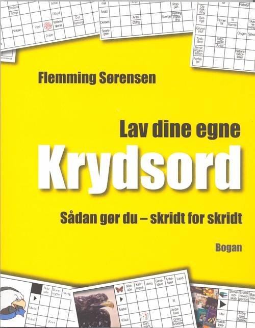 Lav Dine Egne Krydsord - Flemming Sørensen - Bog