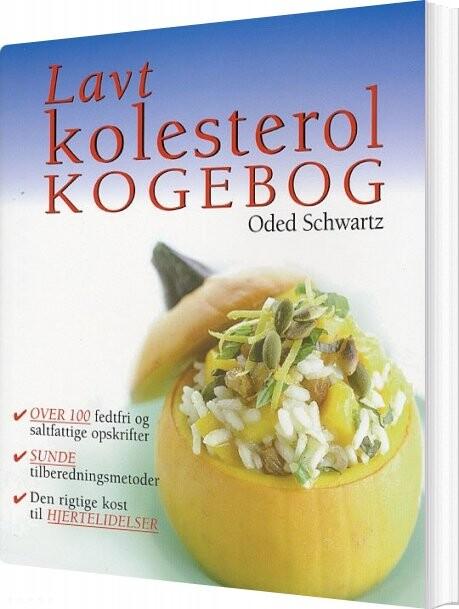 Lavt Kolesterol - Kogebog - Oded Schwartz - Bog