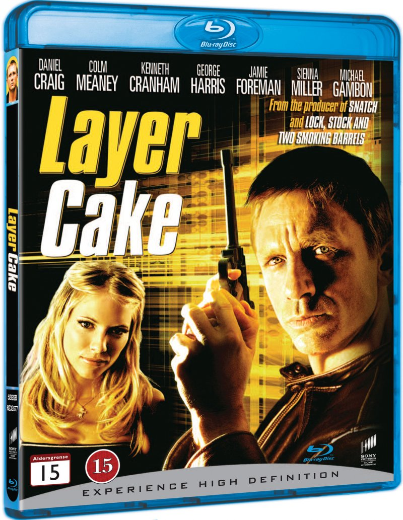 Image of   Layer Cake - Blu-Ray