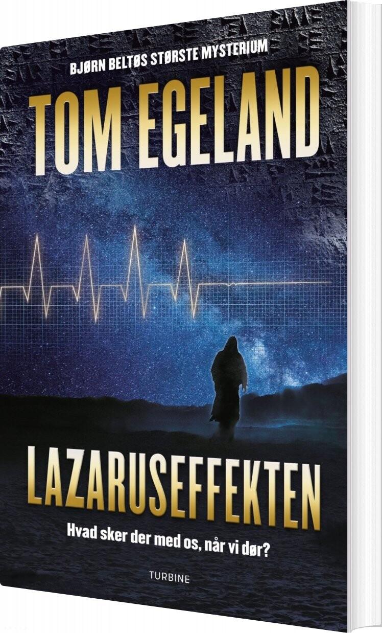 Lazaruseffekten - Tom Egeland - Bog