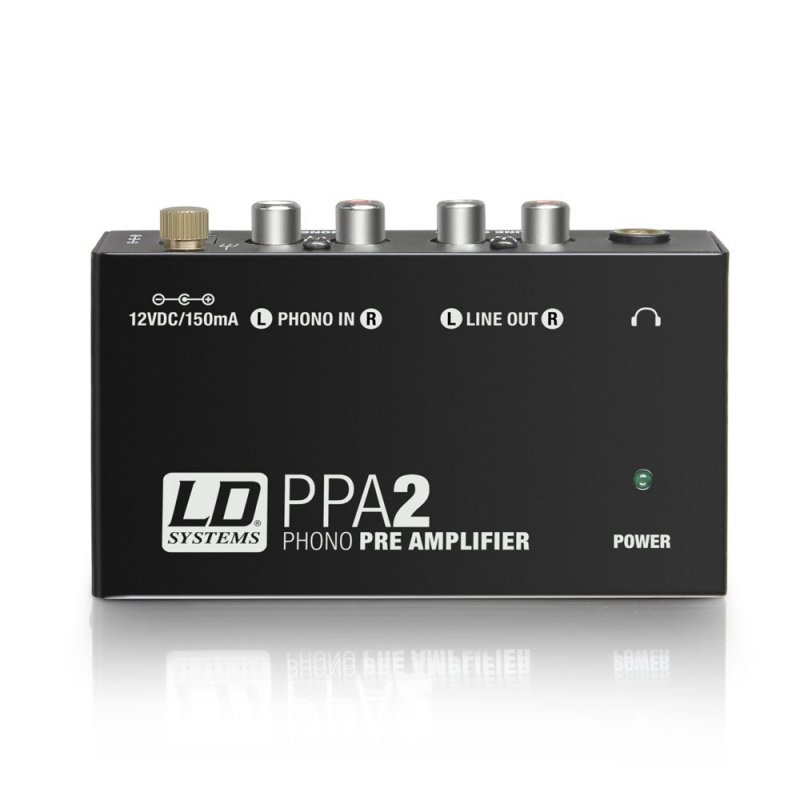 Image of   Ld Systems - Ppa 2 Phono / Riaa Forforstærker