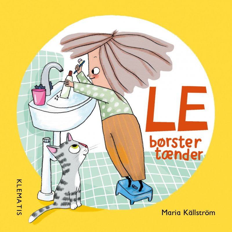 Le Børster Tænder - B. Wahlströms Bokförlag - Bog
