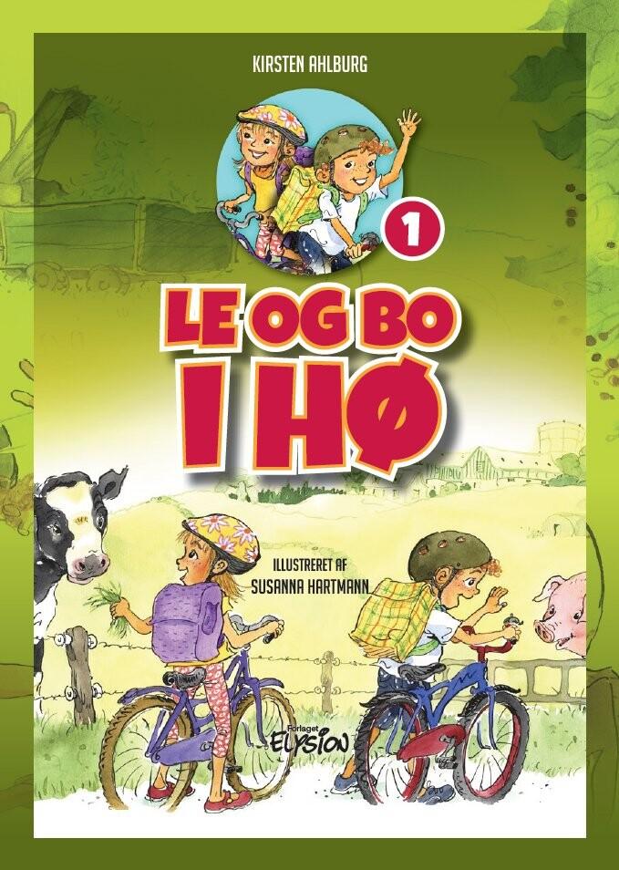 Le Og Bo I Hø - Kirsten Ahlburg - Bog