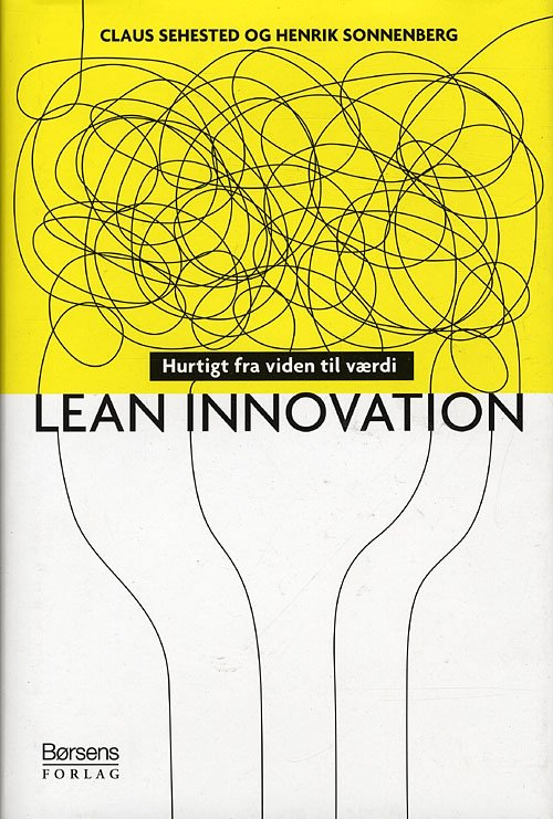 Image of   Lean Innovation - Claus Sehested - Bog
