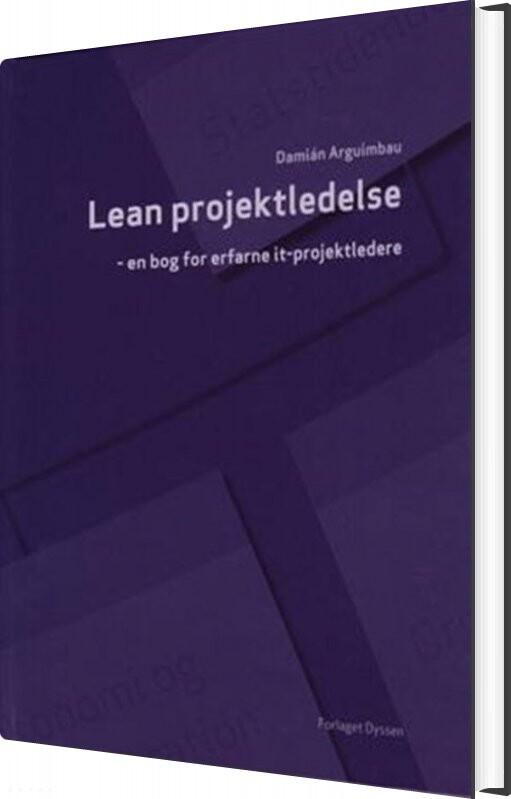 Image of   Lean Projektledelse - Damián Arguimbau - Bog