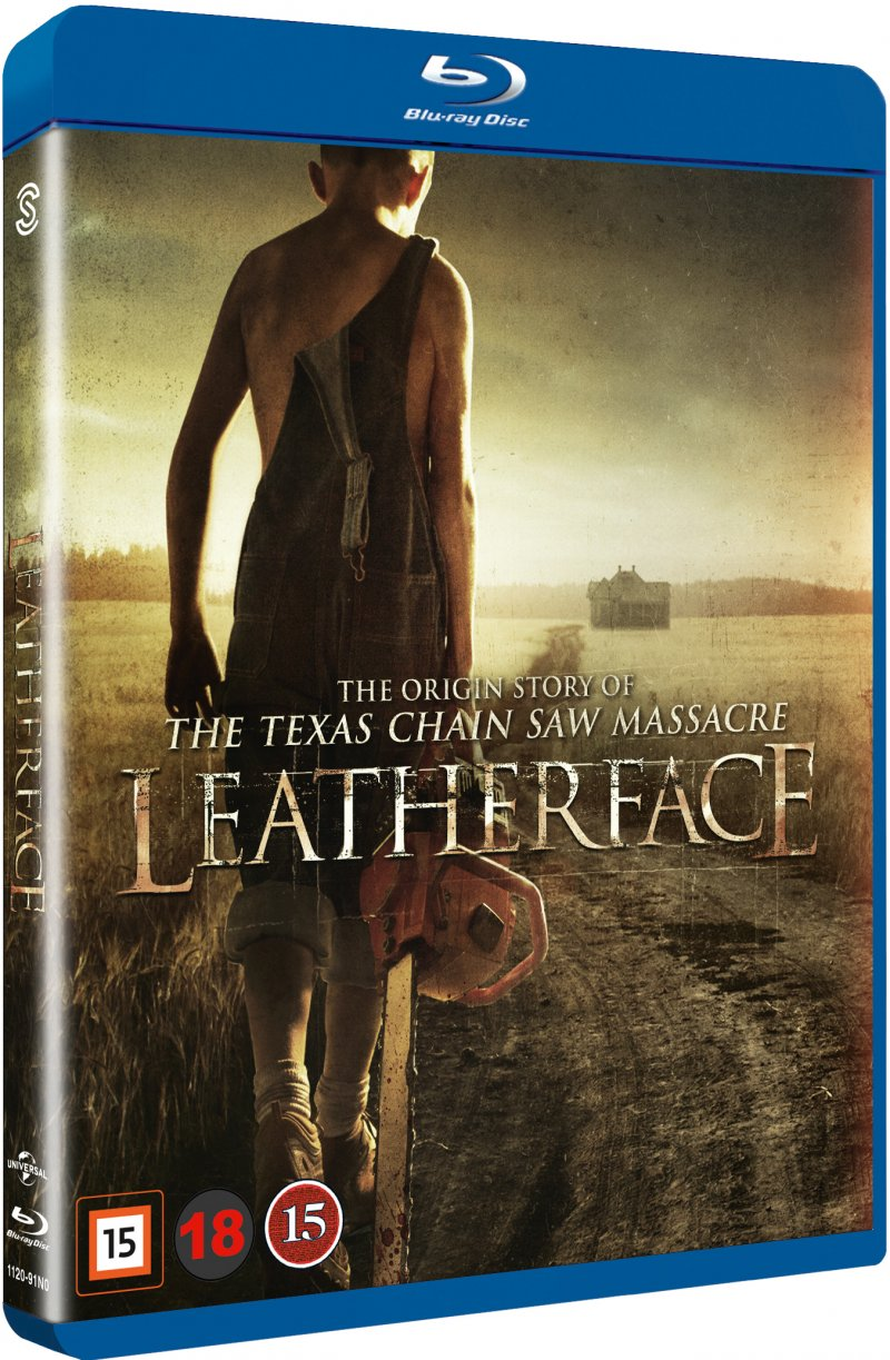 Image of   Leatherface - Blu-Ray