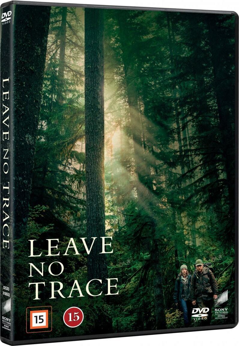 Billede af Leave No Trace - DVD - Film