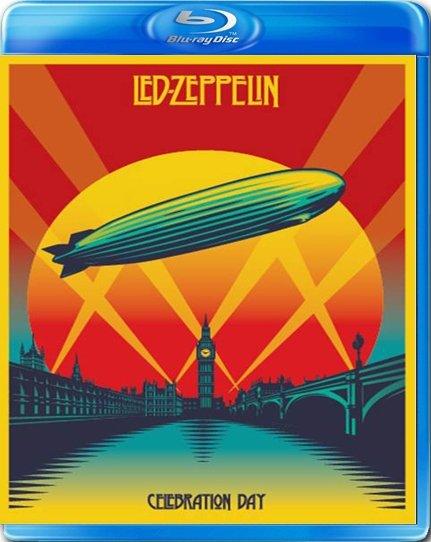 Image of   Jason Bonham - Led Zeppelin - Celebration Day (blu-ray+cd) - Blu-Ray
