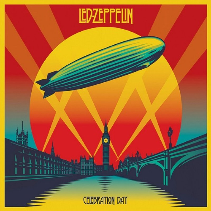 Image of   Led Zeppelin - Celebration Day - Deluxe Edition (cd+dvd+blu-ray) - CD
