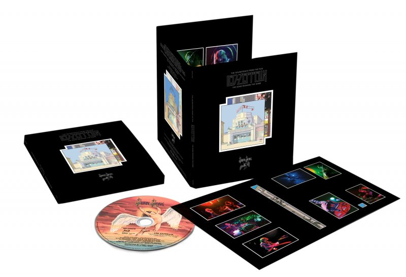 Led Zeppelin The Song Remains The Same - Blu-Ray