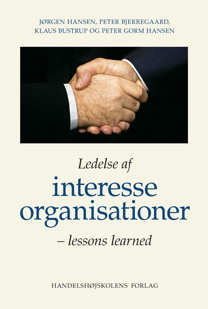 Image of   Ledelse Af Interesseorganisationer - Jørgen Hansen - Bog