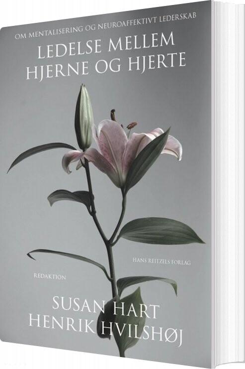 Ledelse Mellem Hjerne Og Hjerte - Henrik Dahl - Bog