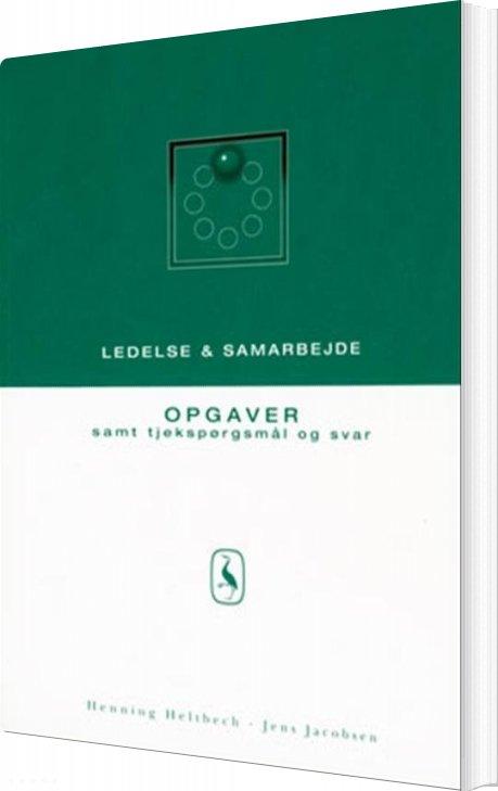Image of   Ledelse Og Samarbejde - Henning Heltbech - Bog