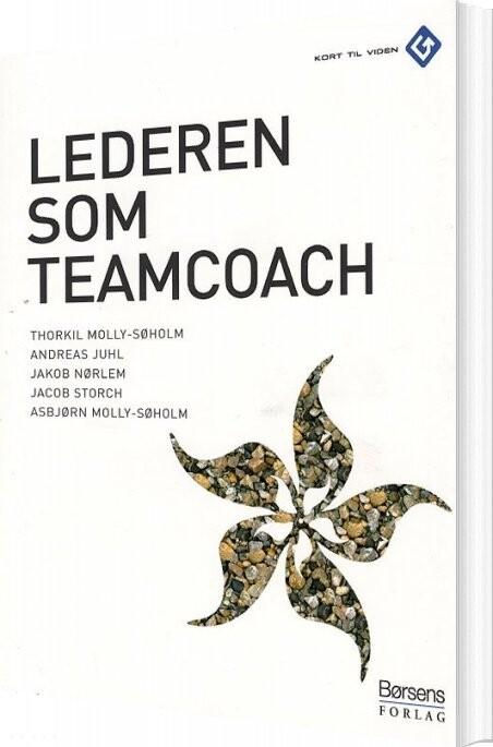 Image of   Lederen Som Teamcoach - Jacob Storch - Bog