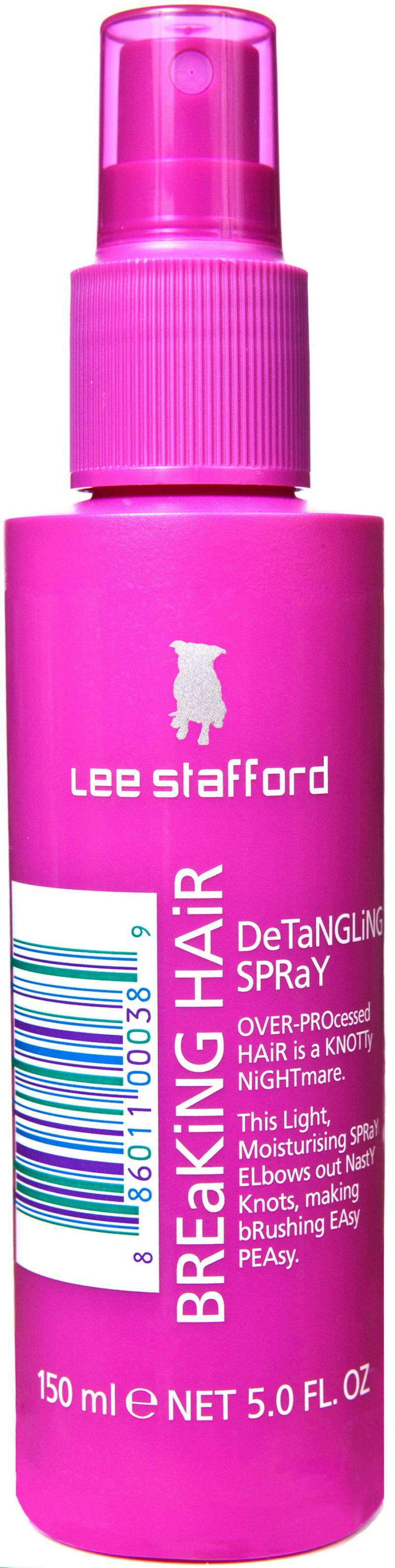 Lee Stafford - Breaking Hair Detangling Spray 150 Ml