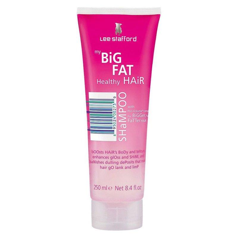 Image of   Lee Stafford My Big Fat Healthy Hair Shampoo 250 Ml.