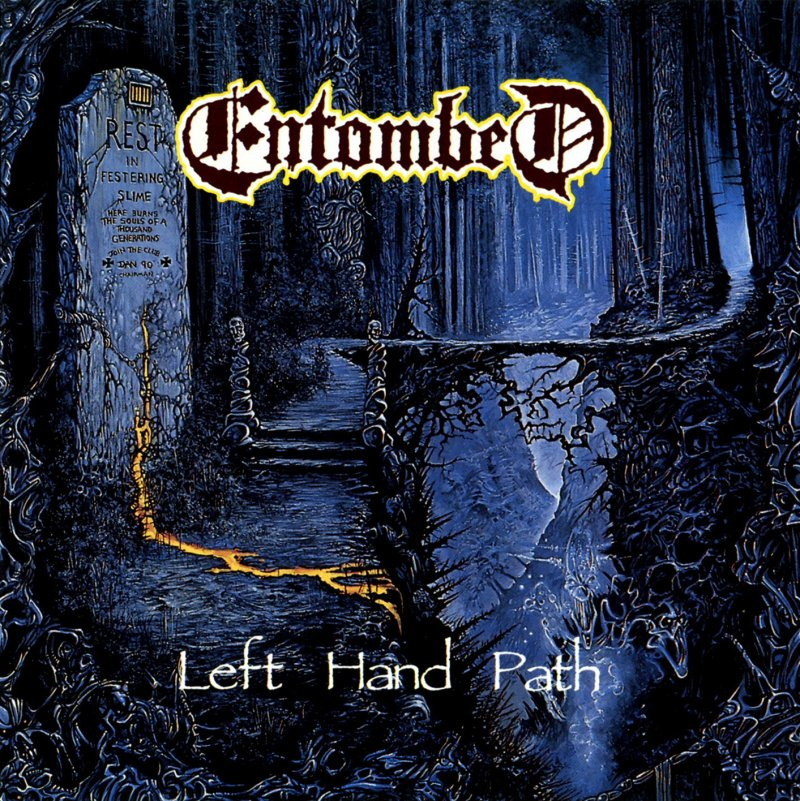 Image of   Entombed - Left Hand Path - Vinyl / LP