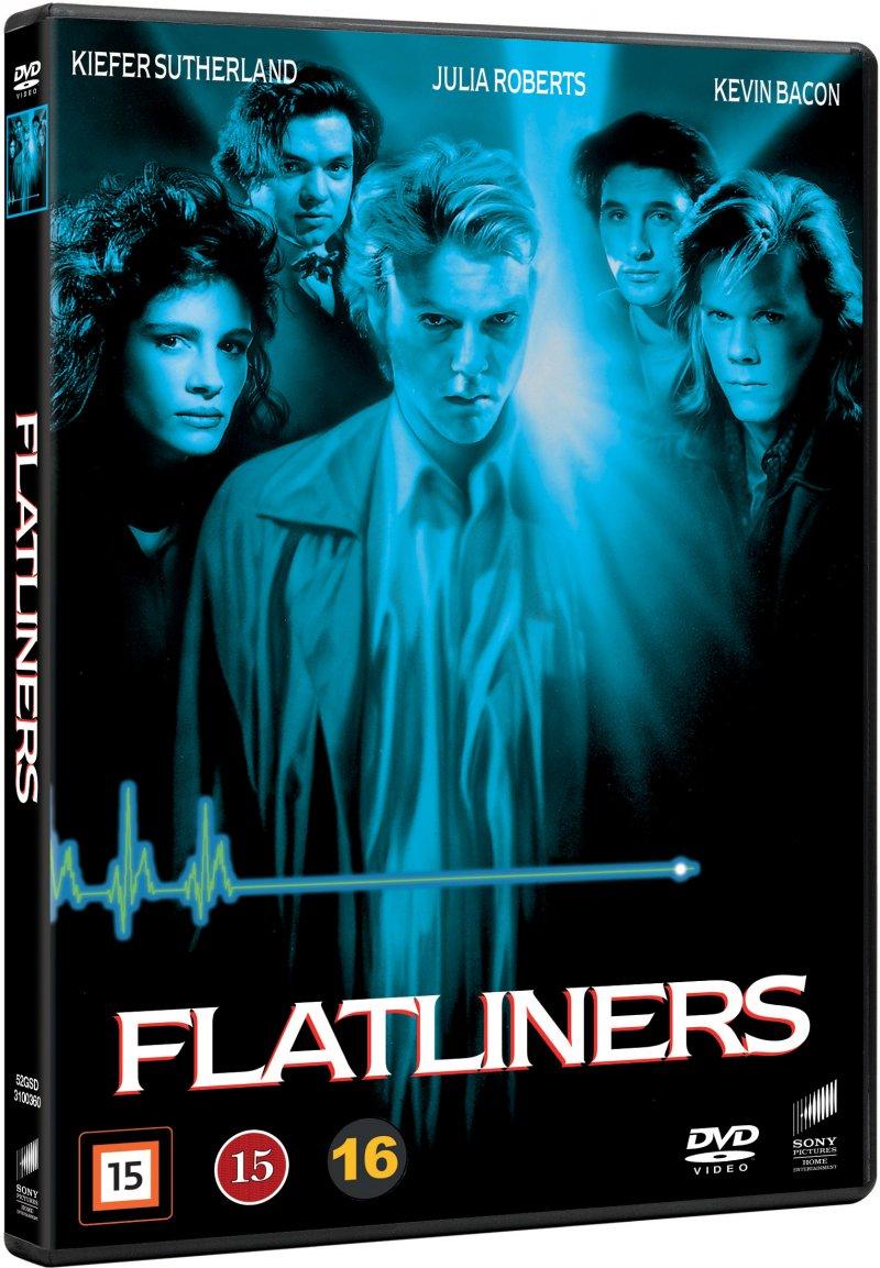 Image of   Flatliners - DVD - Film
