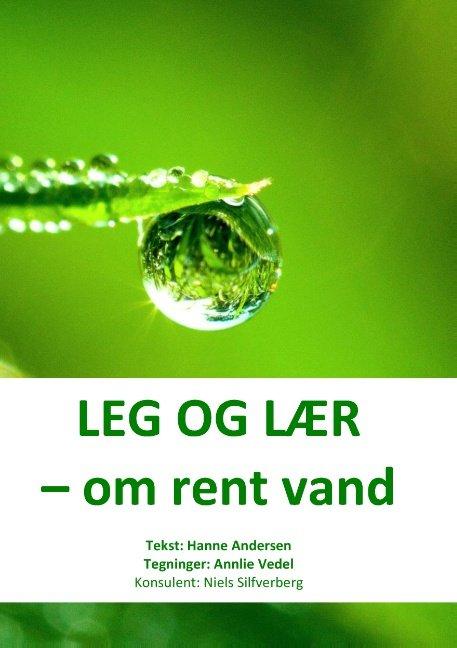 Image of   Leg Og Lær - Hanne Andersen - Bog
