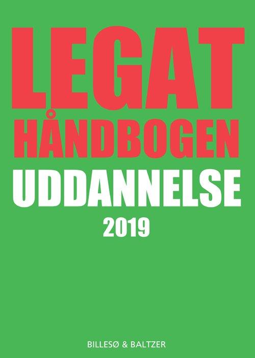Image of   Legathåndbogen Uddannelse 2019 - Per Billesø - Bog