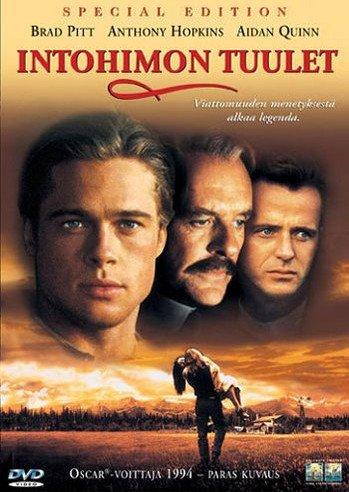 Billede af Legendernes Tid / Legends Of The Fall - Brad Pitt - DVD - Film