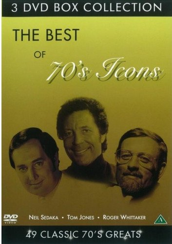 Legends - The Best Of 70`s Icons - DVD - Film
