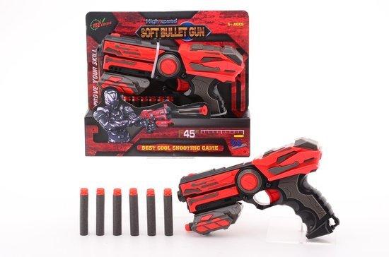legetøjspistoler, legetøjs skyder