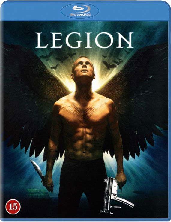 Billede af Legion - Blu-Ray