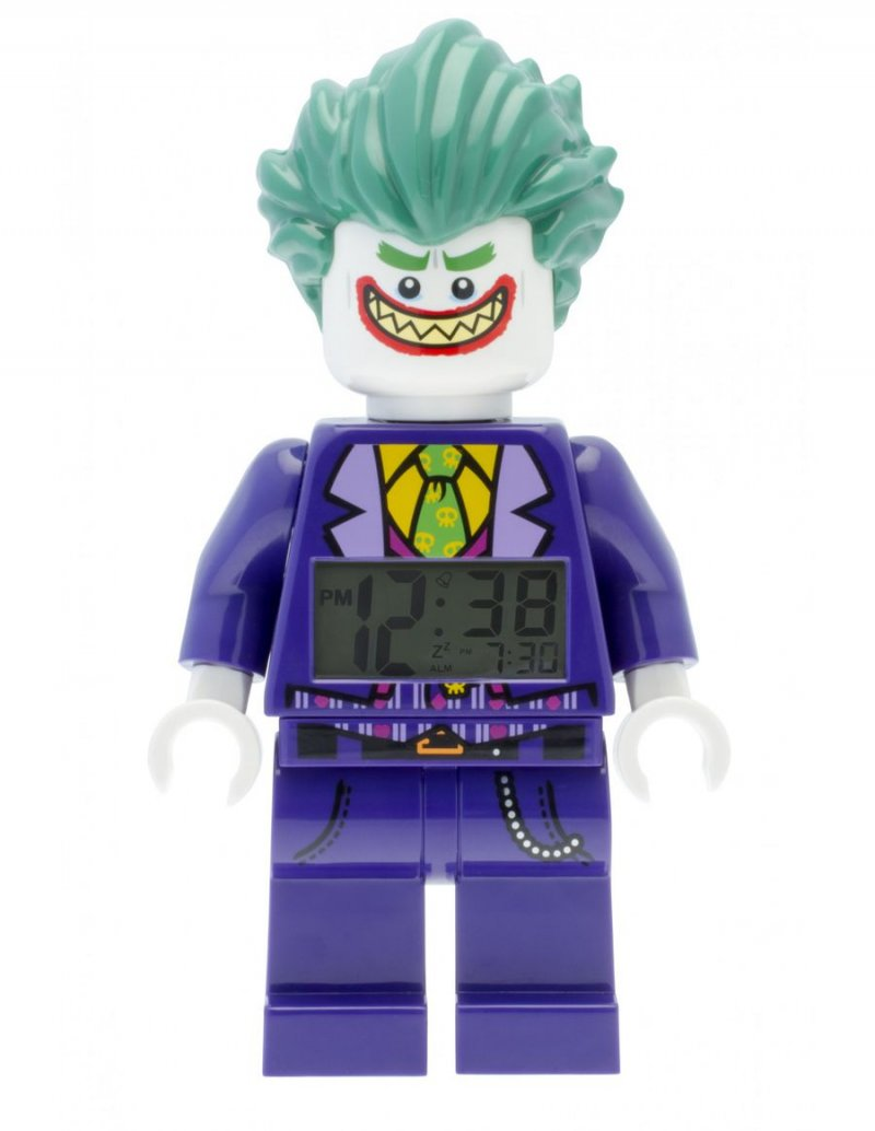 Lego Batman Vækkeur - The Joker