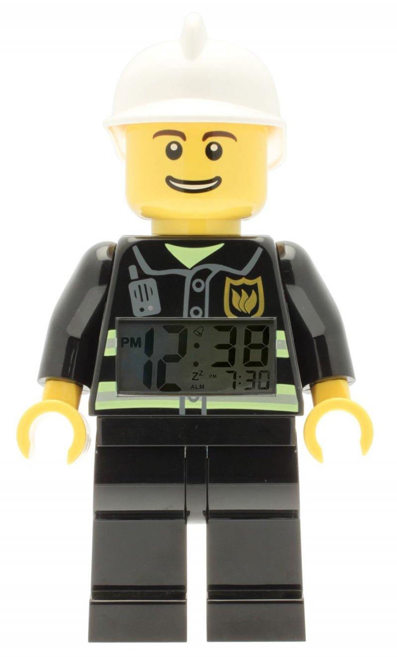 Lego Vækkeur - Brandmand