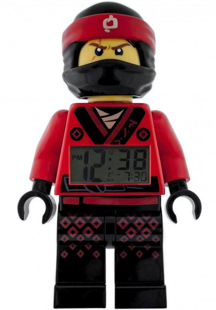 Lego Vækkeur Ninjago - Kai