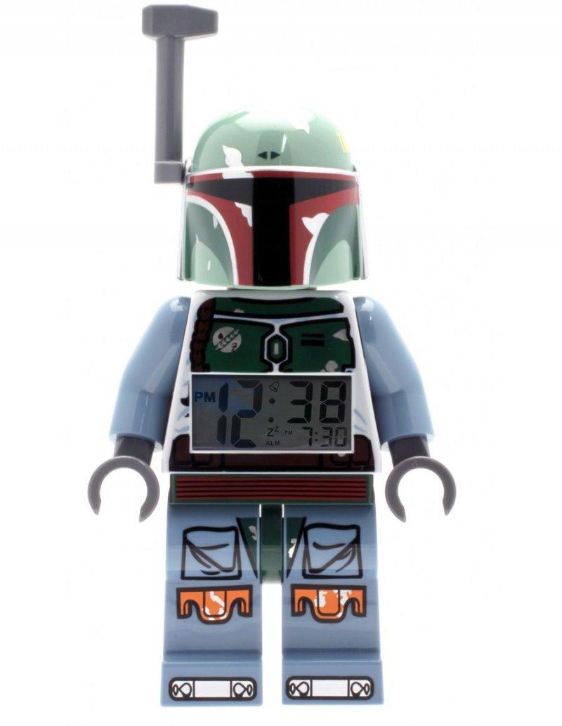 Lego Star Wars Vækkeur - Boba Fett