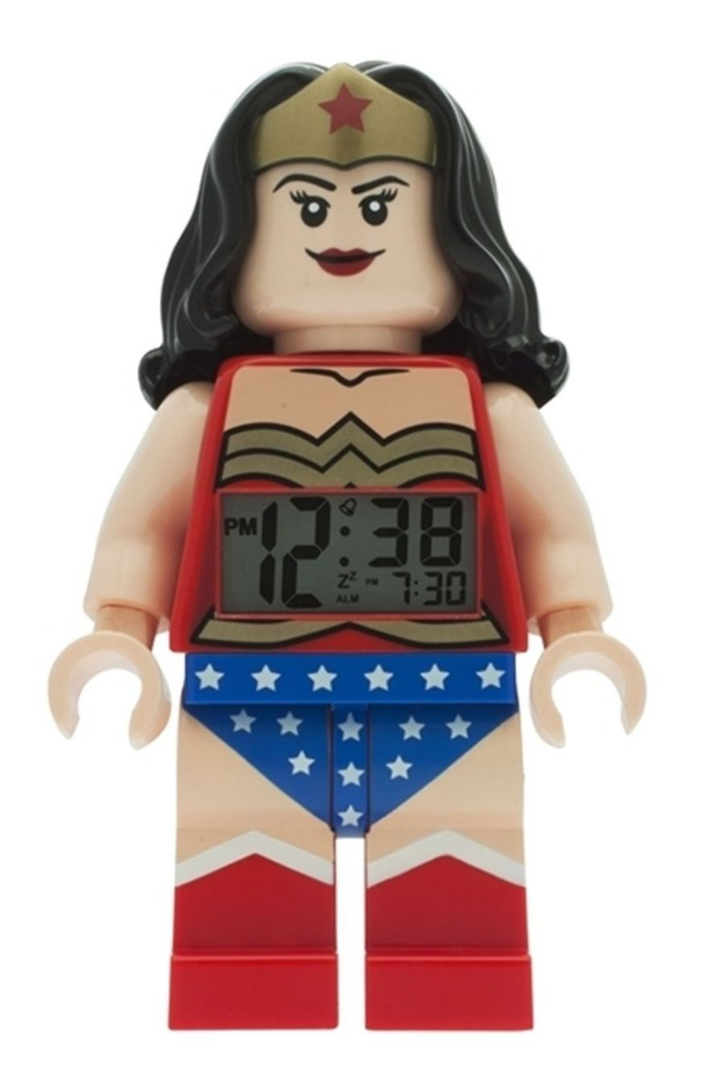 Lego Vækkeur - Wonder Woman
