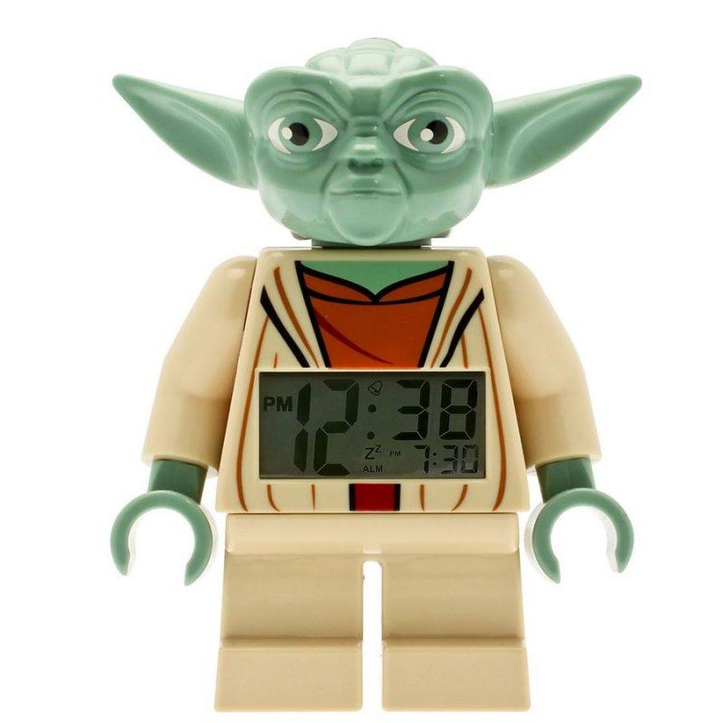 Lego Vækkeur - Yoda