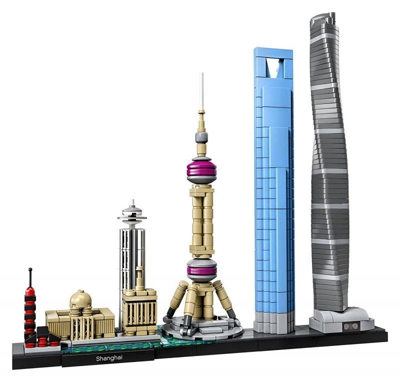 Image of   Lego Architecture 21039 - Shanghai