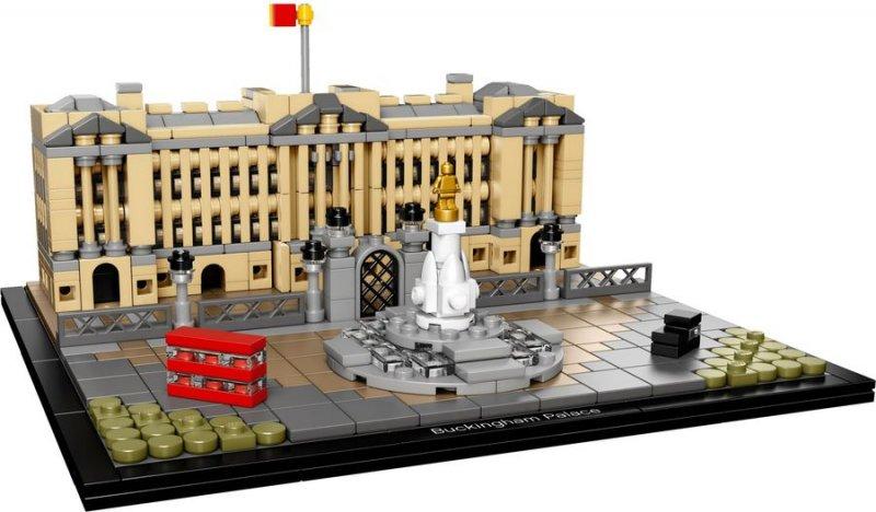 Image of   Lego Architecture 21029 - Buckingham Palace