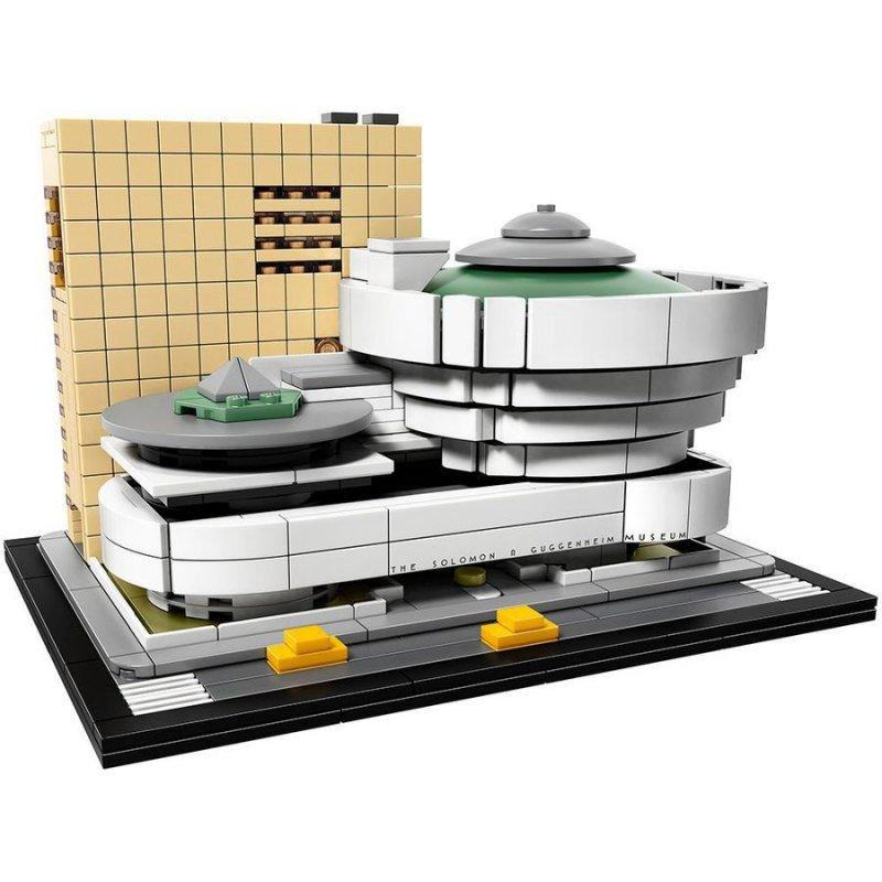 Image of   Lego Architecture 21035 - Solomon R. Guggenheim Museum